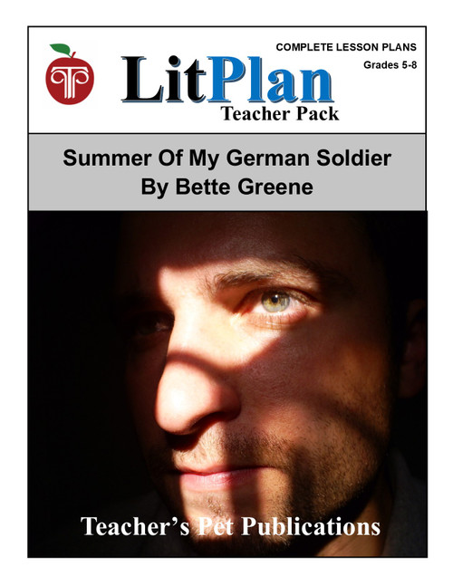 Summer of My German Soldier LitPlan Lesson Plans (Download)