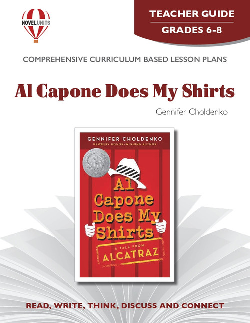 Al Capone Does My Shirts: Novel Unit Teacher Guide