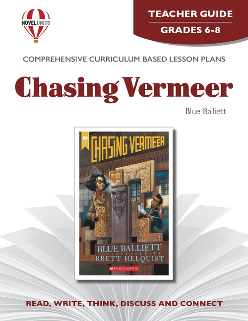Chasing Vermeer Novel Unit Teacher Guide