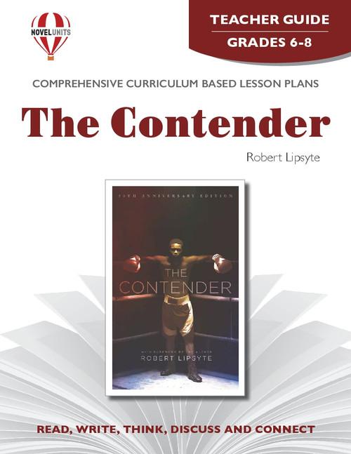 The Contender Novel Unit Teacher Guide