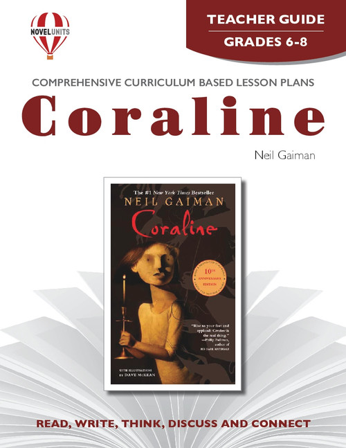 Coraline Novel Unit Teacher Guide