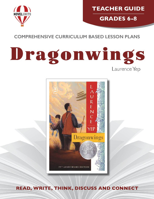 Dragonwings Novel Unit Teacher Guide