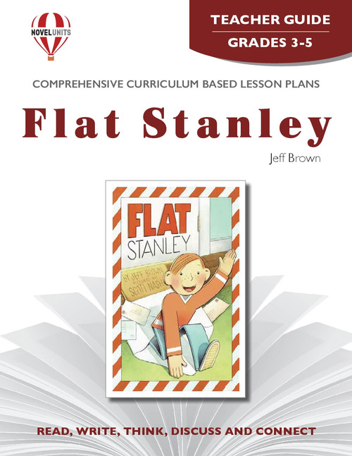 Flat Stanley Novel Unit Teacher Guide