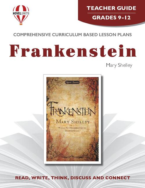 Frankenstein Novel Unit Teacher Guide