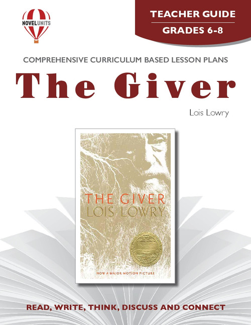 The Giver Novel Unit Teacher Guide
