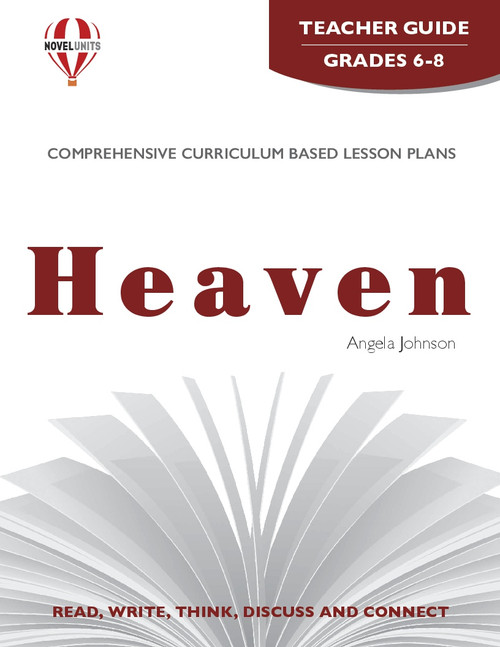Heaven Novel Unit Teacher Guide