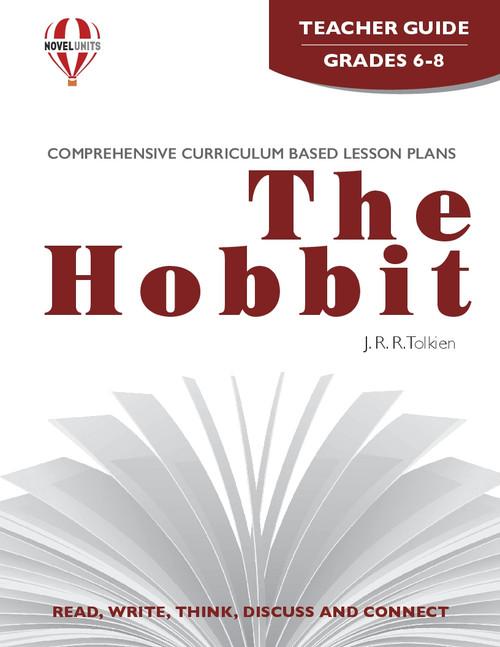 The Hobbit Novel Unit Teacher Guide
