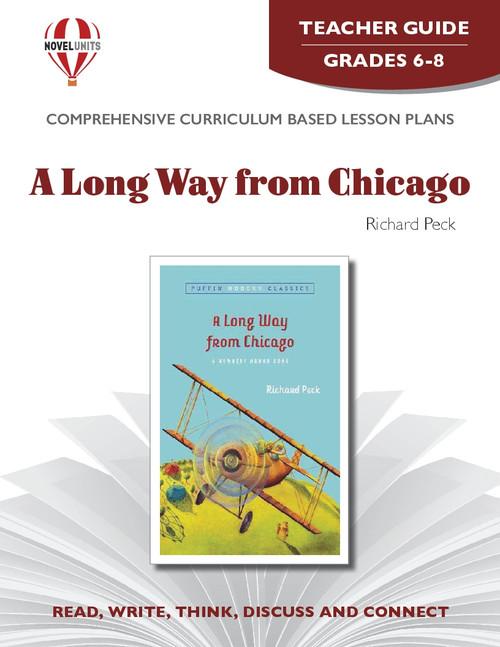 A Long Way From Chicago Novel Unit Teacher Guide