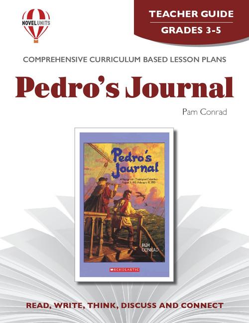 Pedro's Journal Novel Unit Teacher Guide