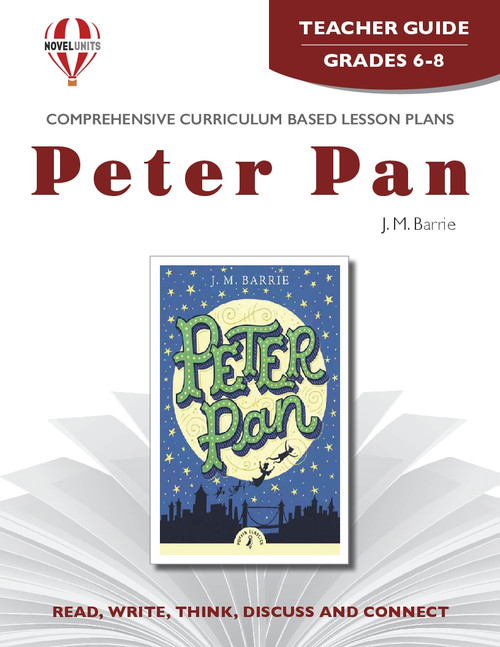 Peter Pan Novel Unit Teacher Guide