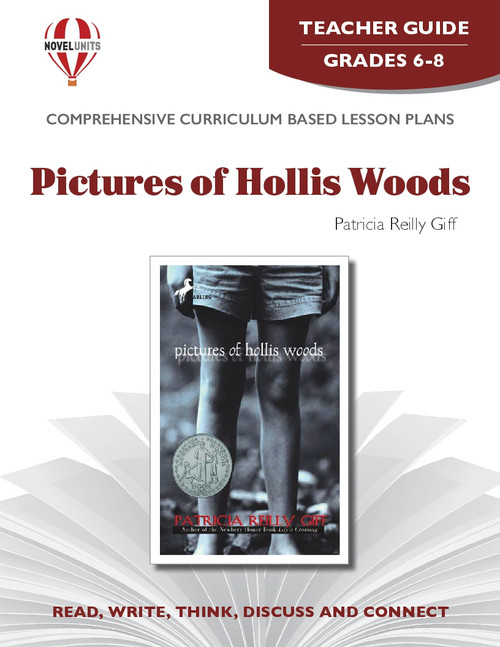 Pictures Of Hollis Woods Novel Unit Teacher Guide