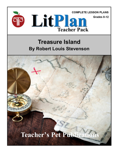 Treasure Island Lesson Plans | LitPlan Teacher Pack (download)