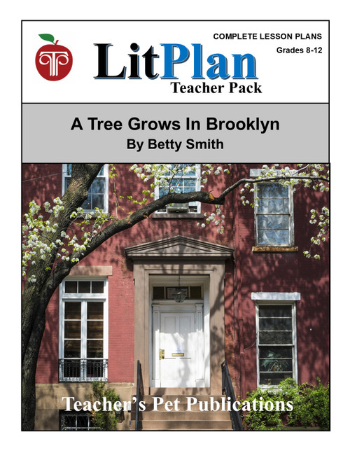 A Tree Grows in Brooklyn LitPlan Lesson Plans (Download)