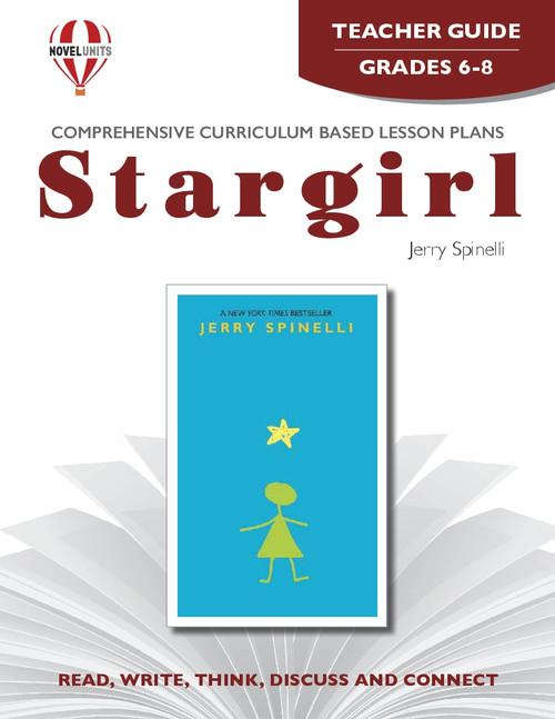Stargirl Novel Unit Teacher Guide