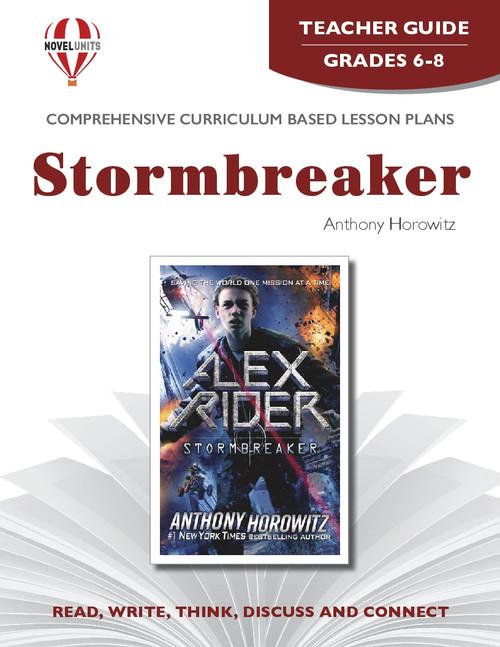 Stormbreaker Novel Unit Teacher Guide