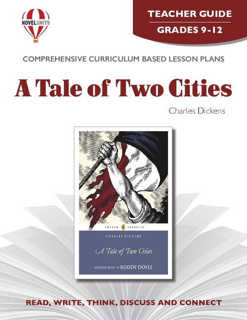 A Tale Of Two Cities Novel Unit Teacher Guide (PDF)
