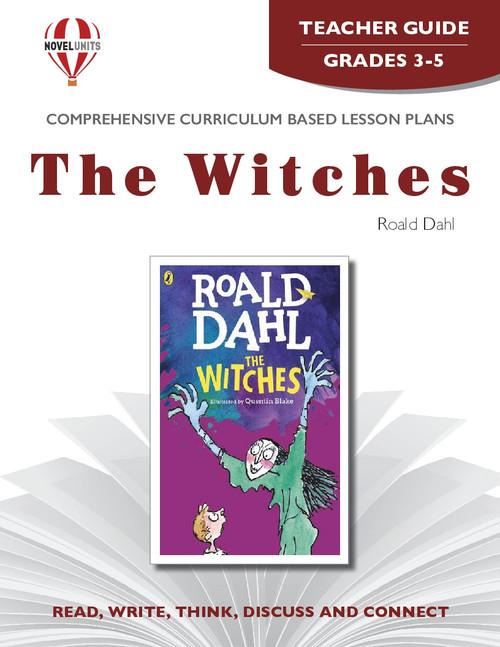 The Witches Novel Unit Teacher Guide (PDF)