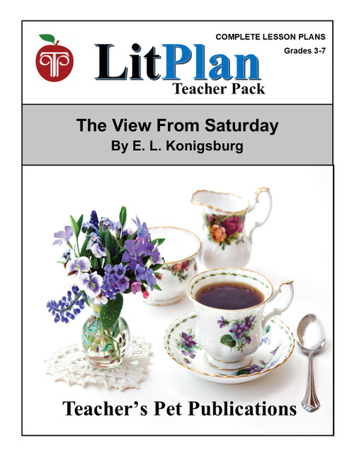 The View From Saturday LitPlan Lesson Plans (Download)
