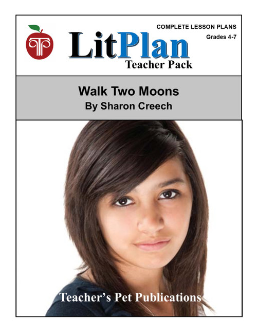 Walk Two Moons LitPlan Lesson Plans (Download)