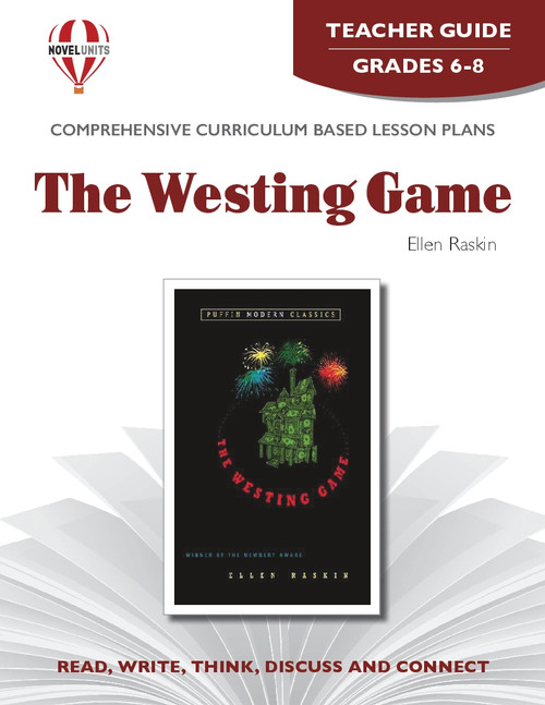 The Westing Game Novel Unit Teacher Guide (PDF)