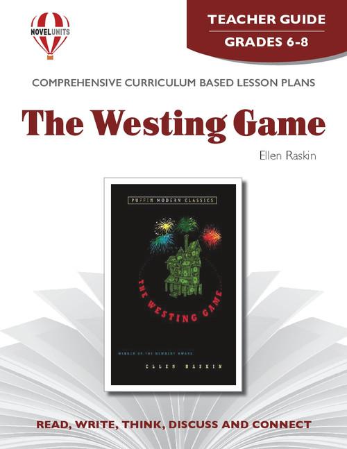 The Westing Game Novel Unit Teacher Guide (PDF)