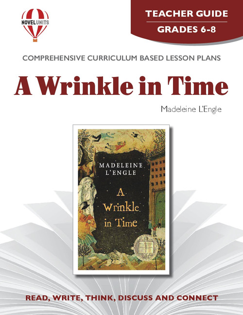 A Wrinkle In Time Novel Unit Teacher Guide (PDF)