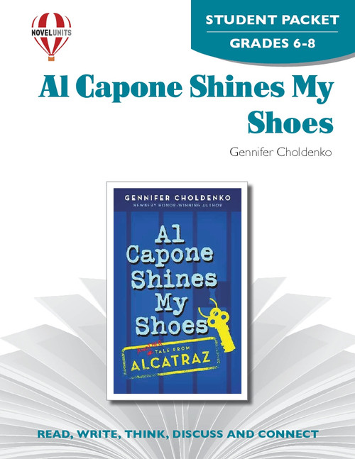 Al Capone Shines My Shoes Novel Unit Student Packet