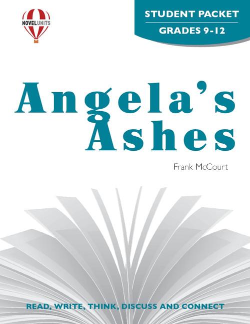 Angela's Ashes Novel Unit Student Packet