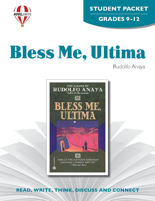 Bless Me Ultima Novel Unit Student Packet