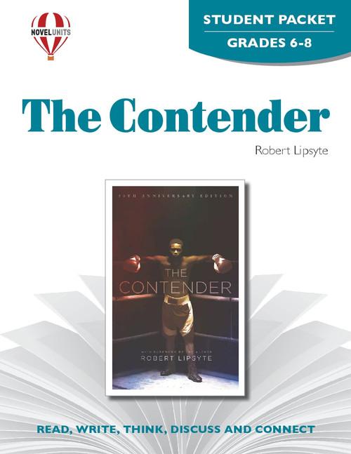 The Contender Novel Unit Student Packet