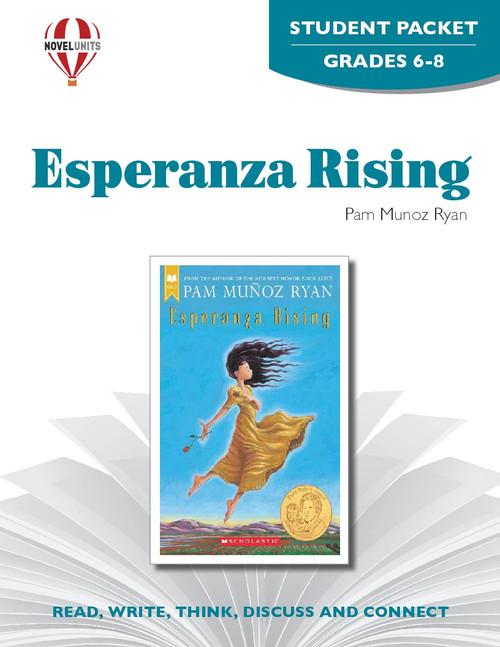Esperanza Rising Novel Unit Student Packet