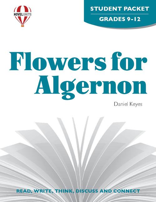 Flowers For Algernon Novel Unit Student Packet