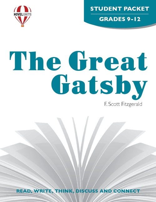 The Great Gatsby Novel Unit Student Packet