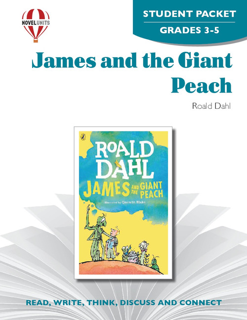 James And The Giant Peach Novel Unit Student Packet