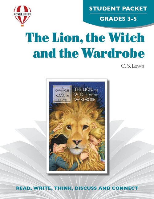The Lion The Witch And The Wardrobe Novel Unit Student Packet