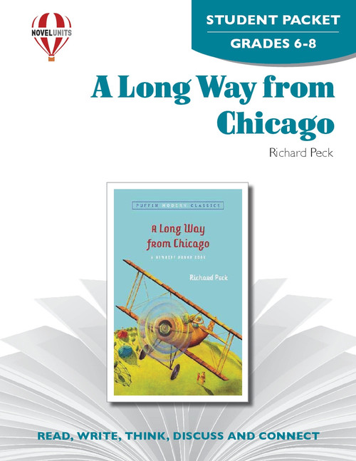 A Long Way From Chicago Novel Unit Student Packet