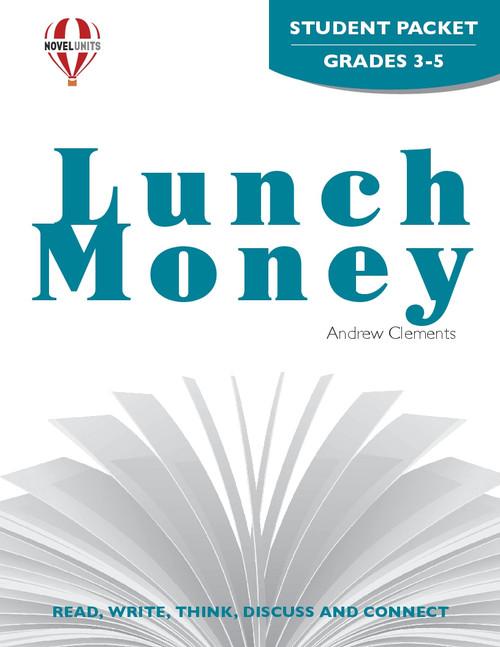 Lunch Money Novel Unit Student Packet