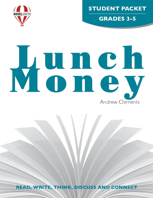 Lunch Money Novel Unit Student Packet