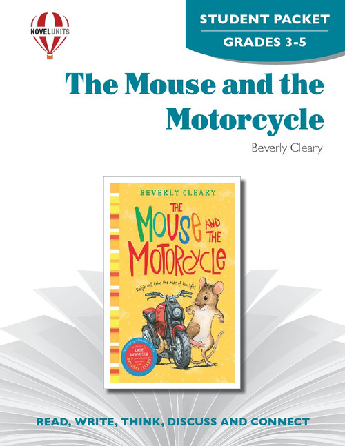 The Mouse And The Motorcycle Novel Unit Student Packet