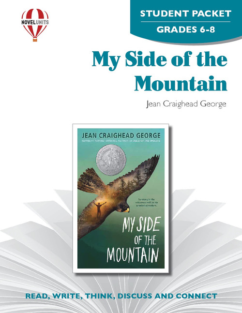 My Side Of The Mountain Novel Unit Student Packet