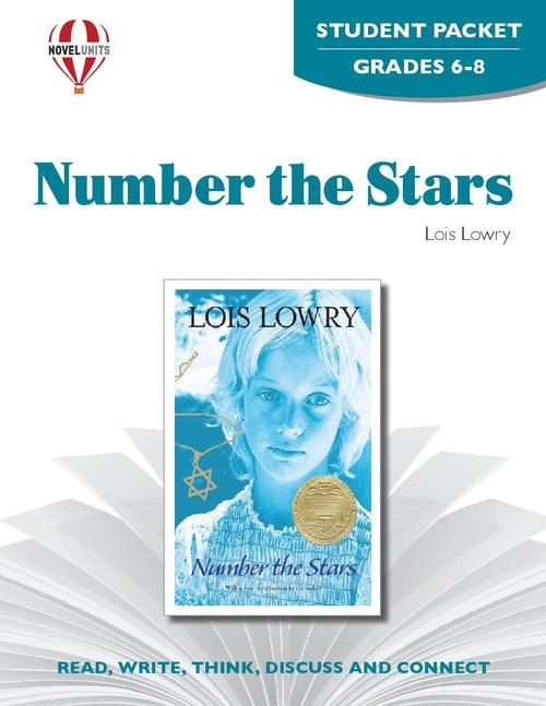 Number The Stars Novel Unit Student Packet