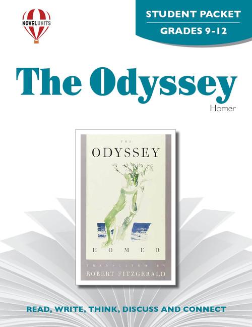 The Odyssey Novel Unit Student Packet
