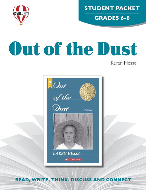 Out Of The Dust Novel Unit Student Packet