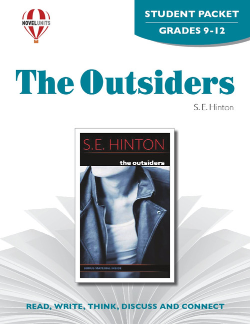 The Outsiders Novel Unit Student Packet