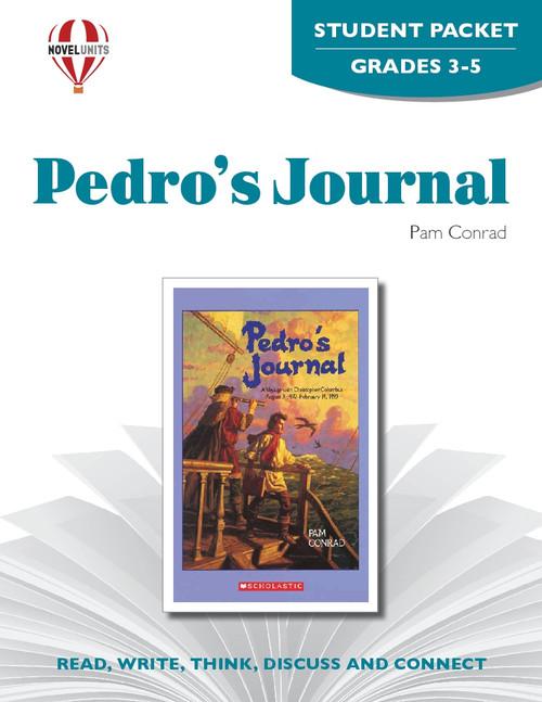 Pedro's Journal Novel Unit Student Packet