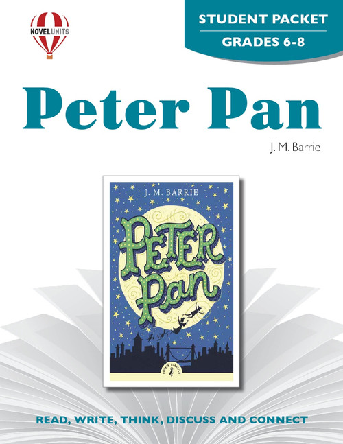 Peter Pan Novel Unit Student Packet