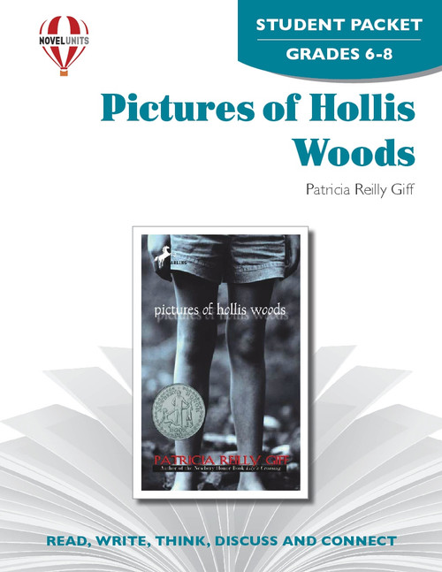 Pictures Of Hollis Woods Novel Unit Student Packet