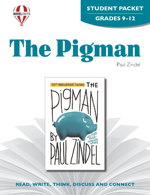 The Pigman Novel Unit Student Packet
