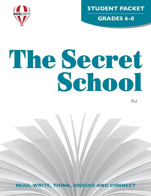 The Secret School Novel Unit Student Packet