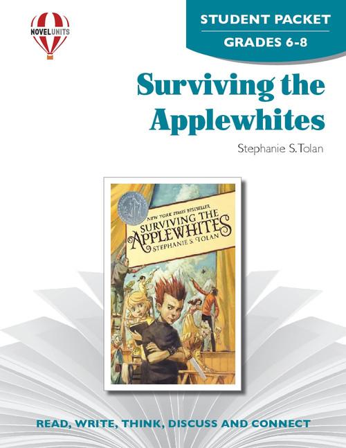 Surviving The Applewhites Novel Unit Student Packet